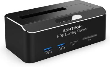 RSH-Tech USB 3.0 Sata III Docking Station RSH-338H